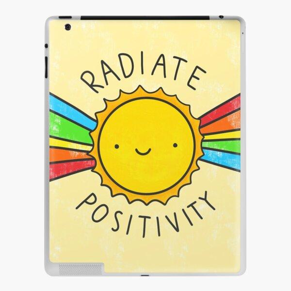 Radiate Positivity iPad Skin
