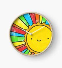 Radiate Positivity Clock