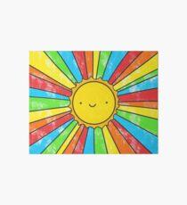 Radiate Positivity Art Board