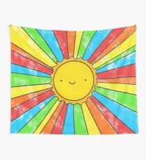 Radiate Positivity Wall Tapestry
