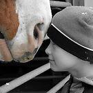 A Sweet Moment by rosaliemcm