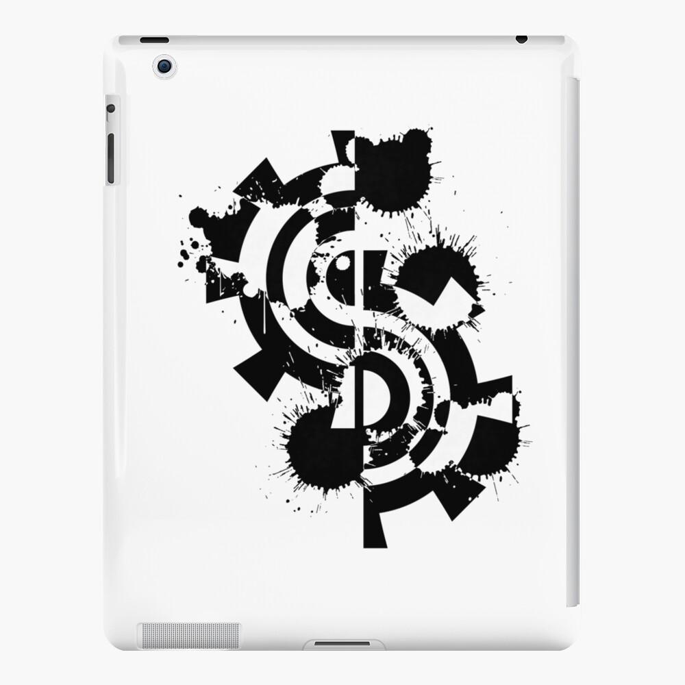 Vanitas Gears Sigil Splatter - Königreich Hearts iPad-Hülle & Skin