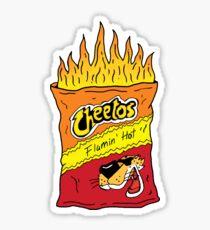 Flamin' Hot Cheetos  Sticker