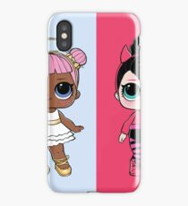 LOL Surprise Dolls - Sugar and Spice iPhone Case/Skin