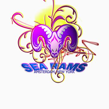 Sea Rams 4 by kbark