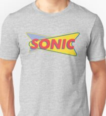 Sonic Drive In Unisex T-Shirt