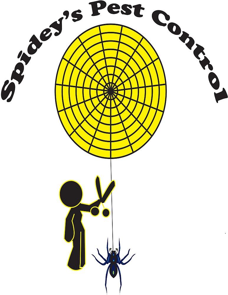 Spidey's Pest Control by Jalen  Bettis