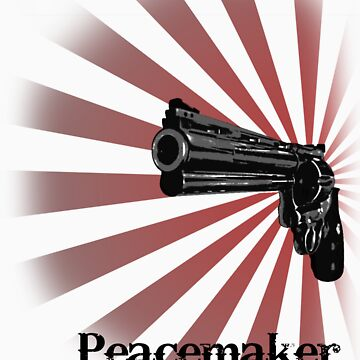 Peacemaker by gregoryvg30de