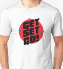 GET SET GO! Unisex T-Shirt
