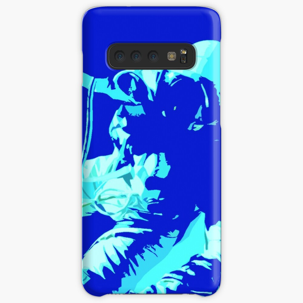 Space Series : Gemini EVA 1 Abstract Indigo[#2] Samsung Galaxy Snap Case
