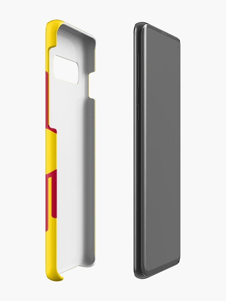 Alternative Ansicht von ZIA - New Mexiko Hüllen & Klebefolien für Samsung Galaxy