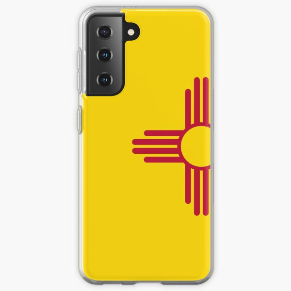 ZIA - New Mexico Samsung Galaxy Soft Case