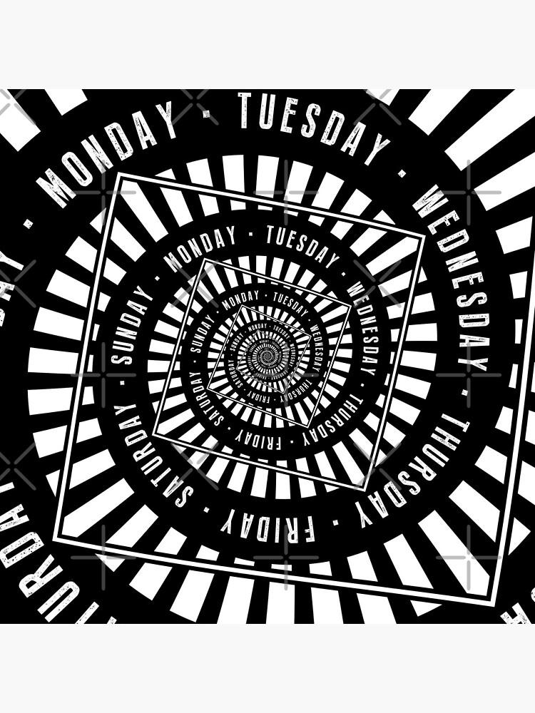 Days of The Week by perkinsdesigns