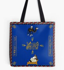 Horus Hippo - Egypt Scarf Tote Bag