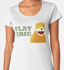 Flat Eric  Women's Premium T-Shirt