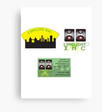 LimeLight Industries Canvas Print