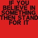 Believe In Something by thehiphopshop