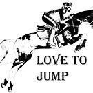 Love To Jump  by Shirasaya