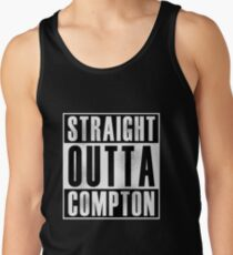 Straight Outta Compton Tank Top