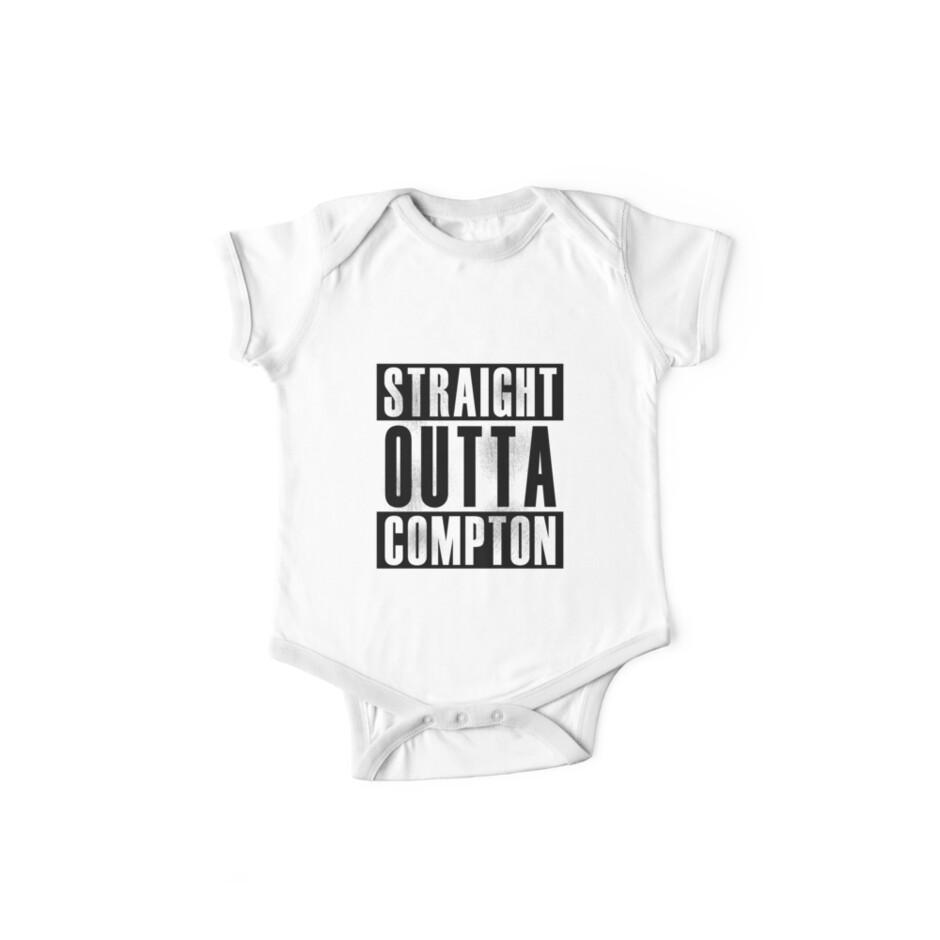 Short /& Long Sleeve Compton Tshirt