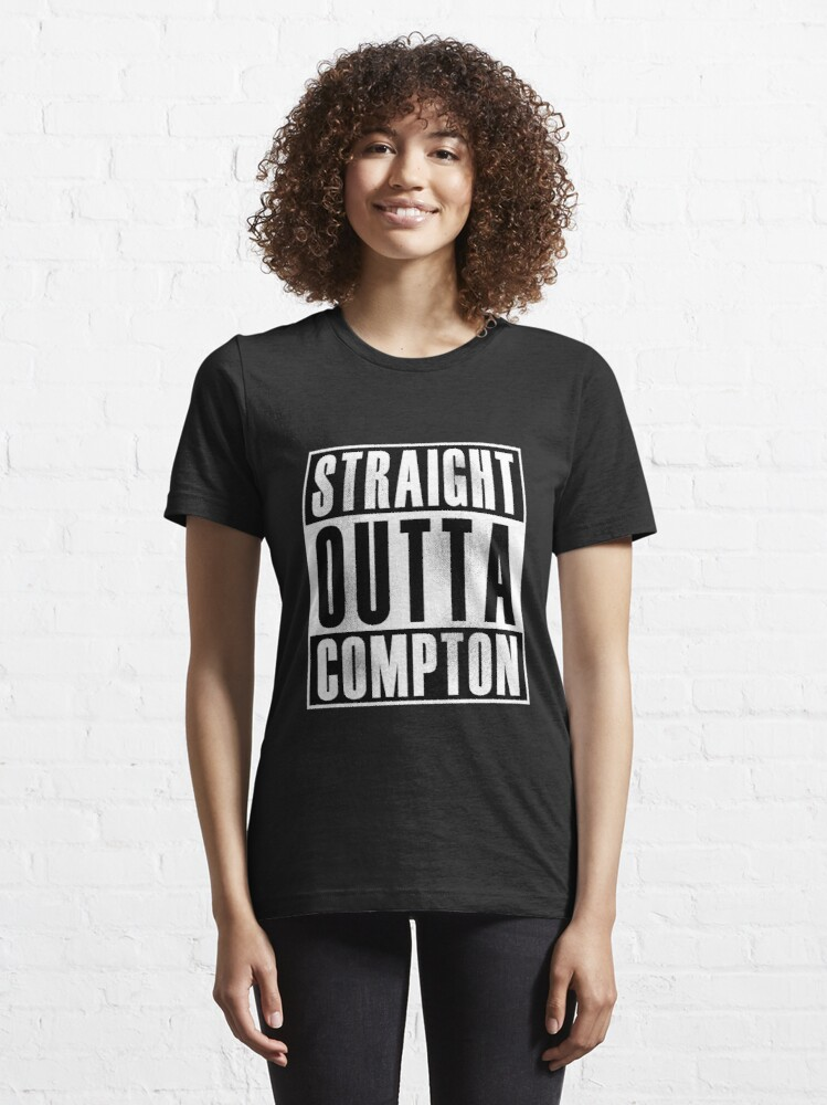 Alternate view of Straight Outta Compton Essential T-Shirt