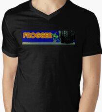 Frogger Men's V-Neck T-Shirt