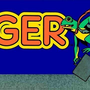 Frogger by dalgius