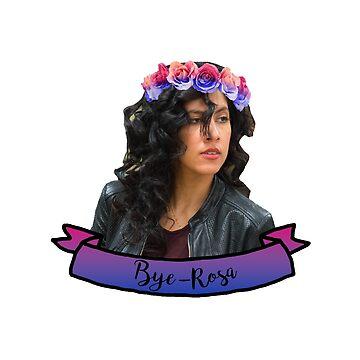 Bye/Bi-Rosa by domiellis