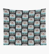 Christmas is coming Wall Tapestry