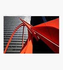 Calder Crane Photographic Print