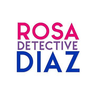 Bisexual Flag - Detective Rosa Diaz by domiellis