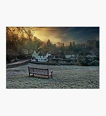 Loose Hill And Chequers Photographic Print