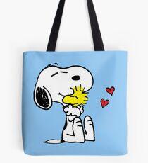 Snoopy (Peanuts) #3 Tote Bag