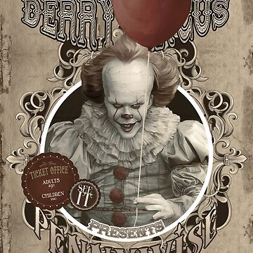 Derry Circus Presents: Pennywise the Dancing Clown by curiousfashion