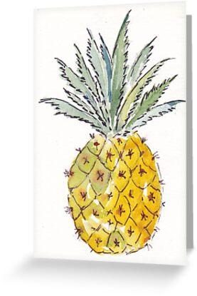 Pineapple pleasure by Maree Clarkson