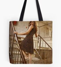 Don't [Stair] Tote Bag