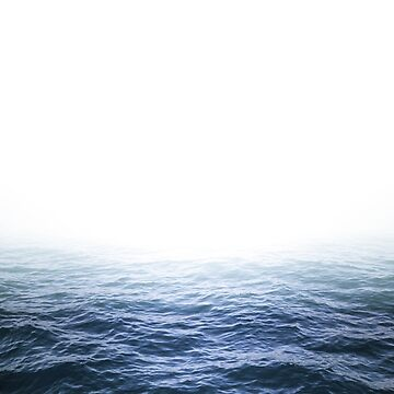 Bright Blue Ocean by banginT