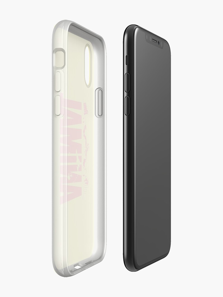 coque iphone xr musculation