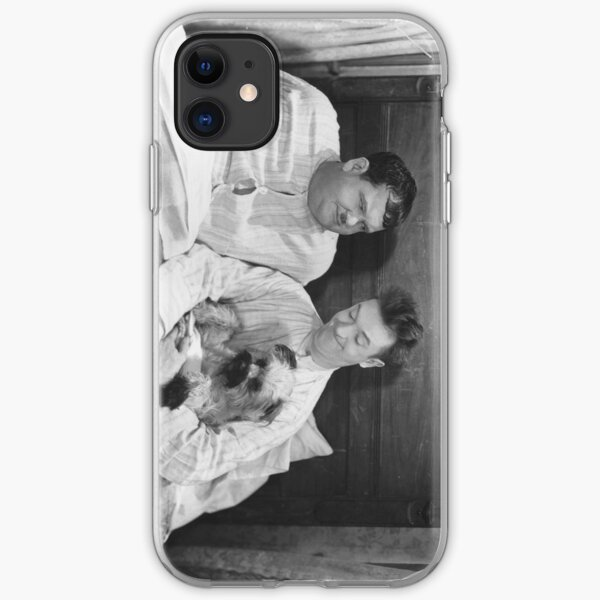 Laurel and Hardy, Laughing Gravy iPhone Soft Case