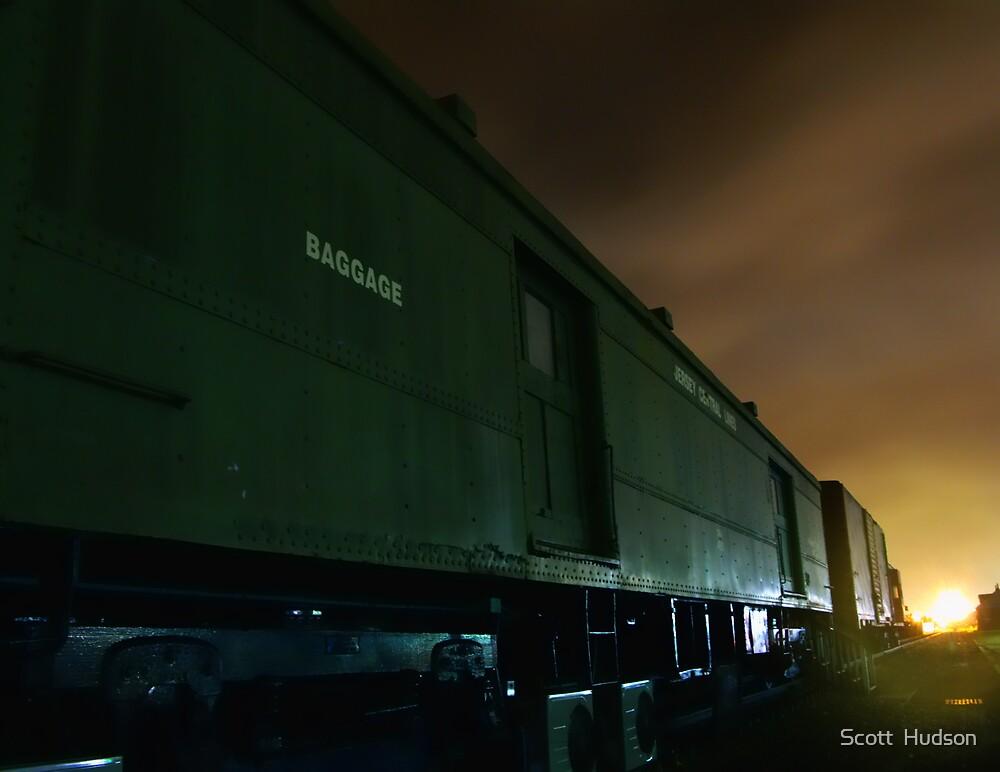 Night Train by Scott  Hudson