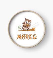 Marco Owl Clock