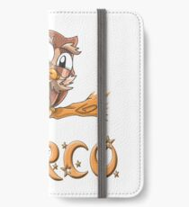 Marco Owl iPhone Wallet/Case/Skin