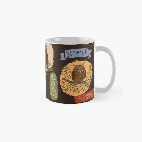 Hoot! Classic Mug