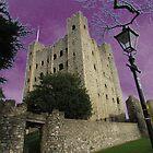 Rochester Castle 1127 by wiggyofipswich