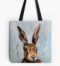 Holly Hare Tote Bag