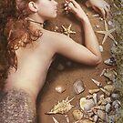 Mermaid by wetherellart