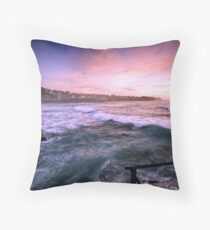 Bronte Dawn Throw Pillow