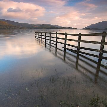 Derwent Sunrise by NaturalBritain