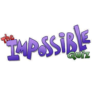 'The Impossible Quiz' Logo by Splapp-me-do