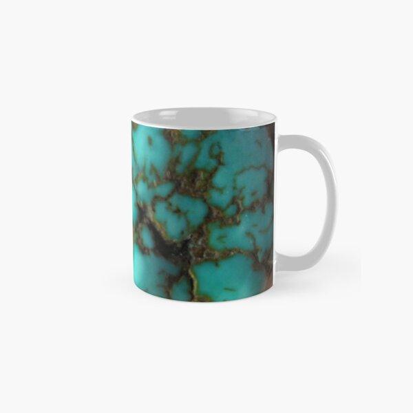 Turquoise gemstone Classic Mug
